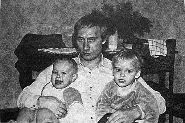 Людмила Путина биография личная жизнь семья муж дети фото