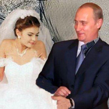 Путин и Кабаева: свадьба, венчание, фото. Личная жизнь ...