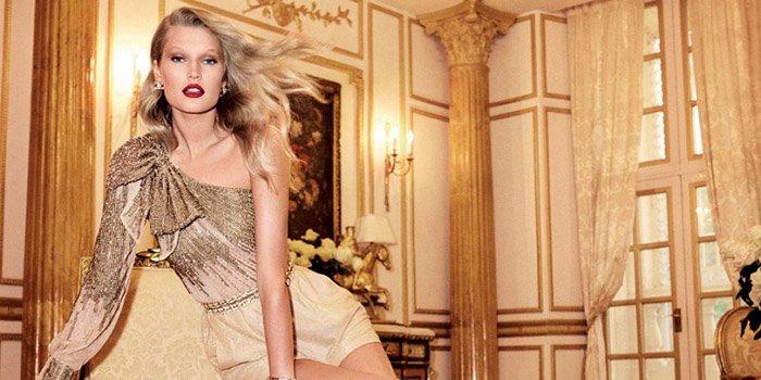 Выбираем наряд к 8 Марта: примеры haute couture