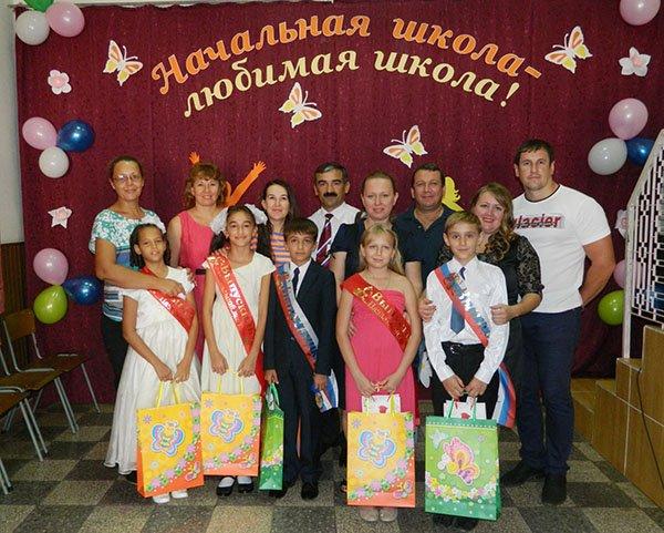 Поздравление родителей выпускникам начальной школы фото 163