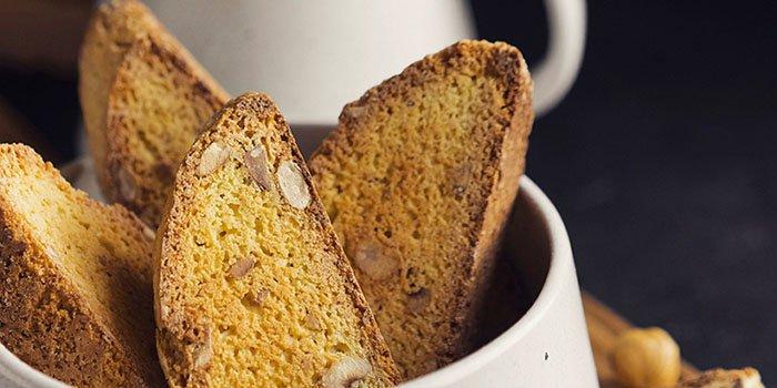 Простой рецепт настоящего итальянского печенья кантуччи