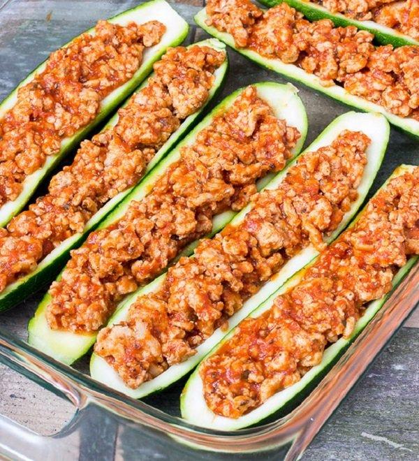 Как приготовить кабачок быстро и вкусно в духовке