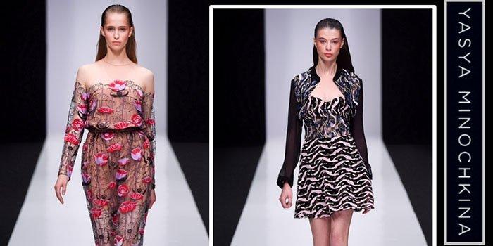 Элегантный минимализм: летние платья от Yasya Minochkina