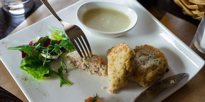 Рецепт вкусных котлет из белой рыбы