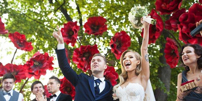 Свадебный гороскоп по знакам Зодиака: Под какими звездами прошла ваша свадьба