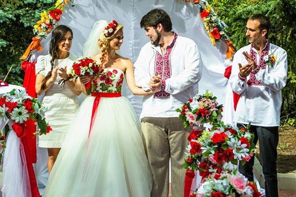 Свадьба под знаком зодиака весы
