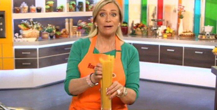 Как есть макароны и худеть: рецепт пасты с курицей и овощами от певицы Натальи Гулькиной
