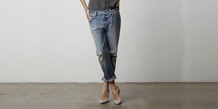 Идеальные джинсы: как носить Levis 501