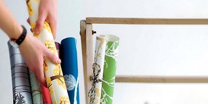 Азы домашнего ремонта: 5 этапов правильной поклейки обоев