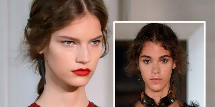 Как сделать дневной макияж вечерним за пару минут: инструкция от визажистов Valentino