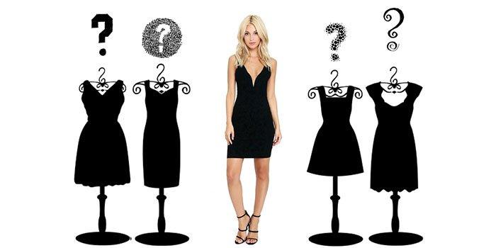 Коротко о важном: как подобрать идеальное платье для своей фигуры