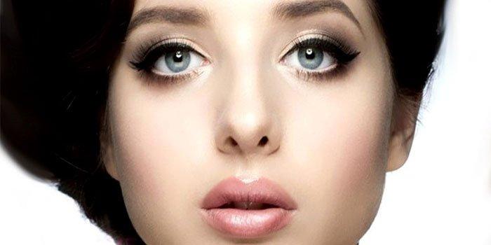 Как увеличить глаза с помощью макияжа: 5 действенных приемов