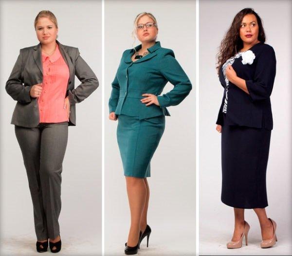Одежда для полных женщин  30 фото, как выбрать одежду для полных женщин e1aedf9cb98