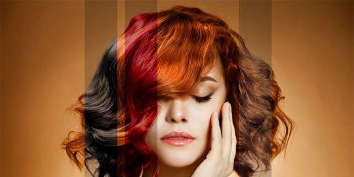 Как выбрать цвет волос по своему цветотипу: 3 главных правила