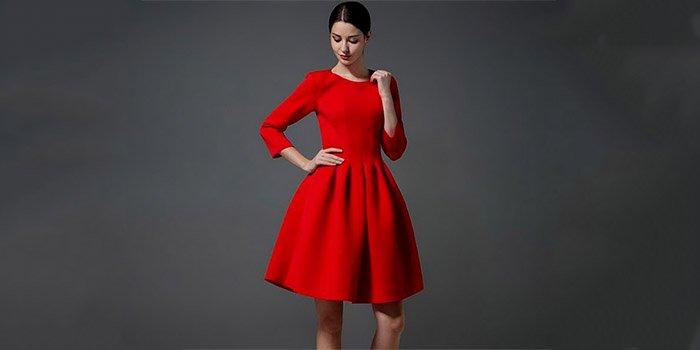 Красивые платья 2017-2018: актуальные тенденции от дизайнеров и стилистов, фото