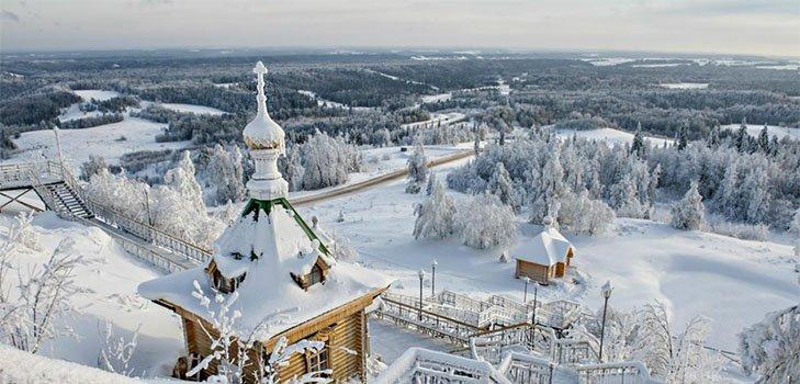 Какой будет зима 2017-2018 в России: прогноз Гидрометцентра