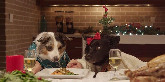 Меню для новогоднего стола-2018 в год Собаки