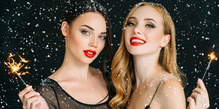 4 правила безупречного новогоднего макияжа: это важно знать!