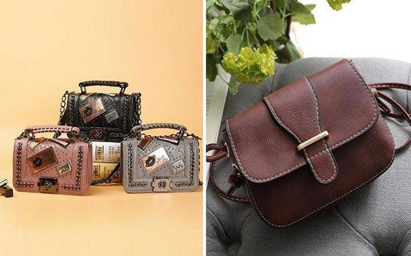 e5f715da0b0e Если у вас уже есть практичная сумка, отдайте предпочтение модной кроссбоди  – она может быть украшена аппликациями, шипами, глиттером, цветочными  узорами ...