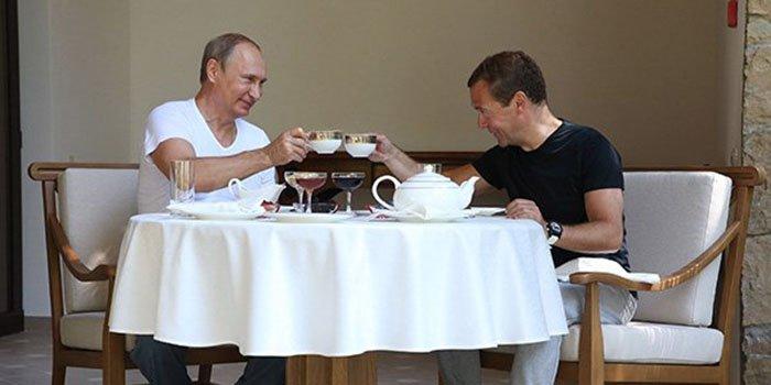Как выглядят дома Владимира Путина, фото изнутри и снаружи