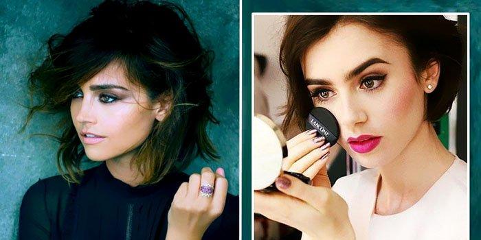 Лучший макияж для брюнеток: 3 красивых варианта