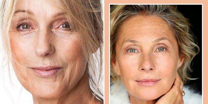 Как скрыть морщины с помощью макияжа: 4 правила