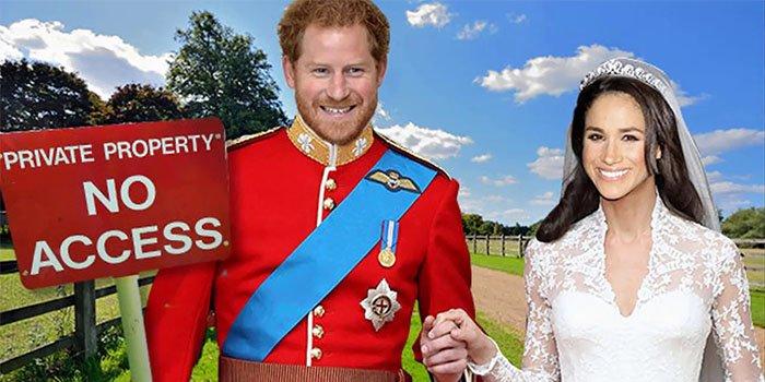 Свадьба принца Гарри и Меган Маркл: скандальные и секретные подробности бракосочетания (фото)