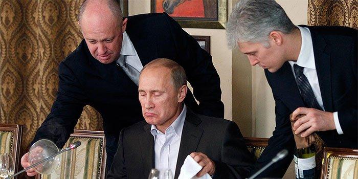 Какое меню у Путина: любимые блюда и спиртные напитки президента
