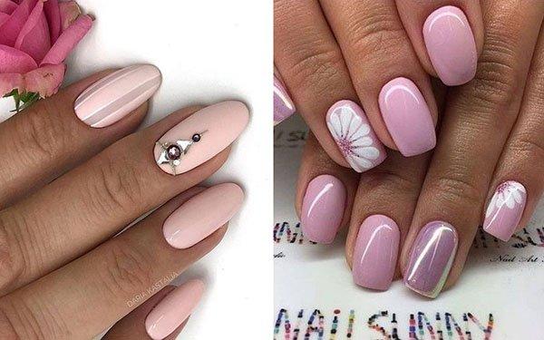 Геометрические Рисунки Животных На Ногтях