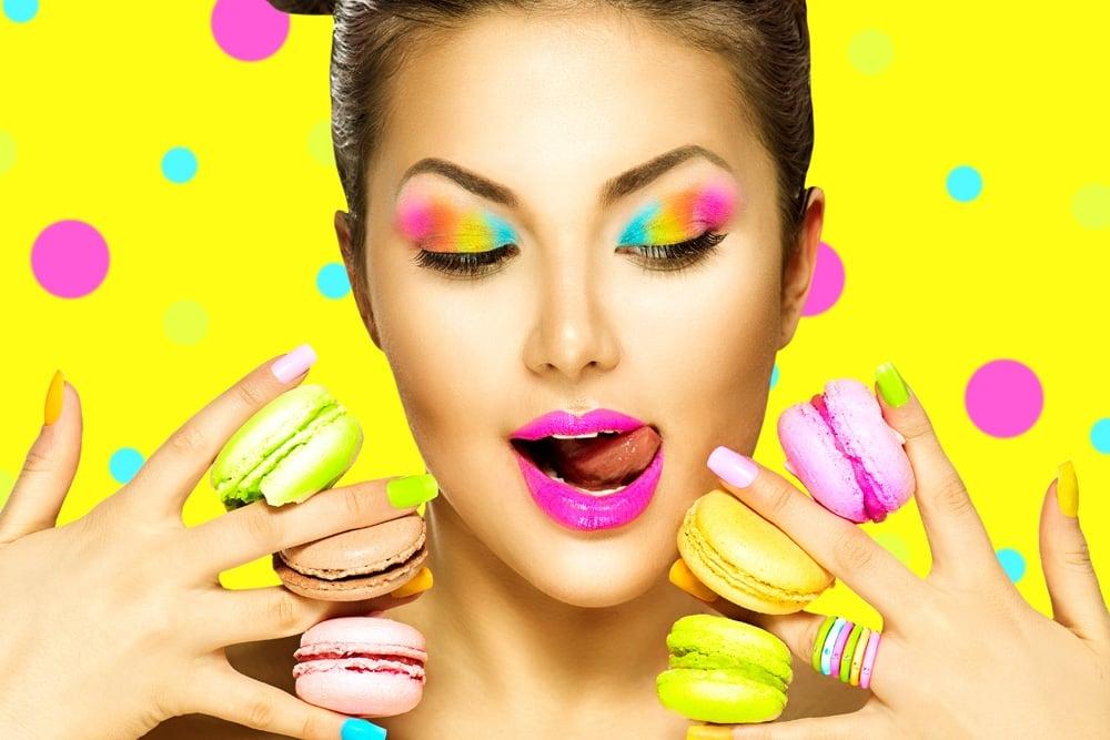 Тест: Лаком какого цвета тебе сегодня покрасить ногти?