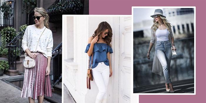 ТОП-3 стильных летних образов: как выглядеть элегантно сейчас