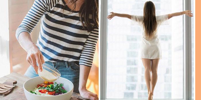 Салатная диета: 3 простых и вкусных варианта для похудения