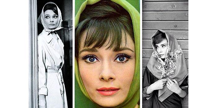 Как носить платок на голове осенью 2018: 5 лучших образов