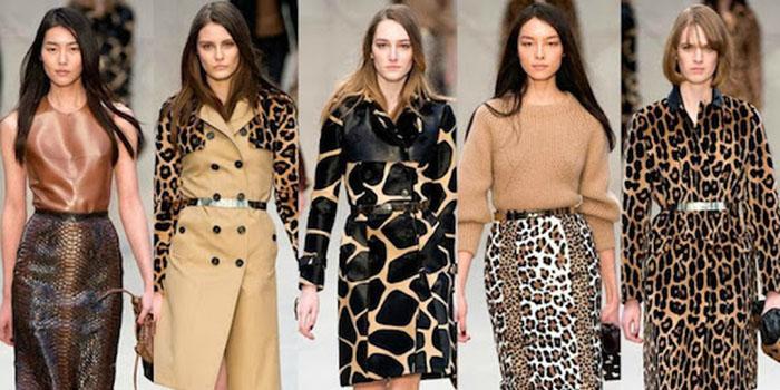 Леопард: Уместен ли в образах женщин за 50?