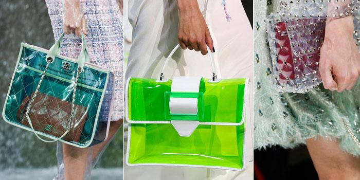 Сумка из пластика – фиаско или тренд? Покупать или нет?