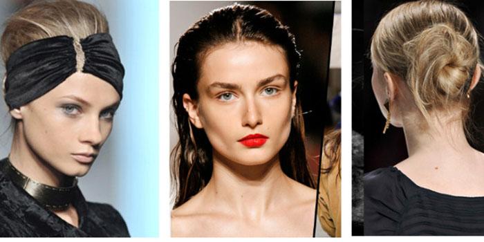 Если нет возможности помыть голову: Идеи стильных причесок