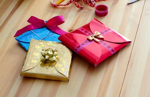 Легкие подарки на нг своими руками 777