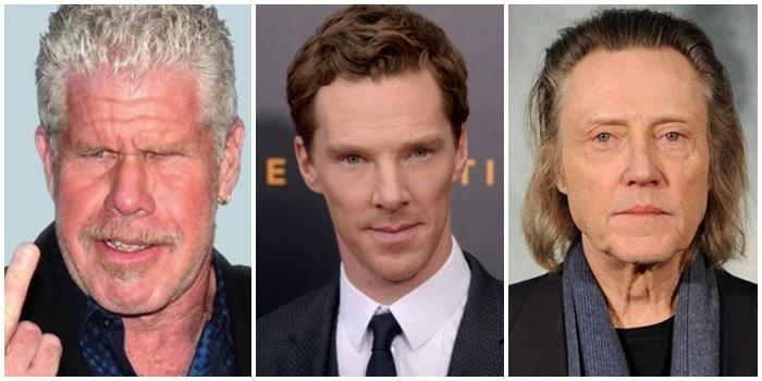 Семерка некрасивых, но безумно талантливых актеров