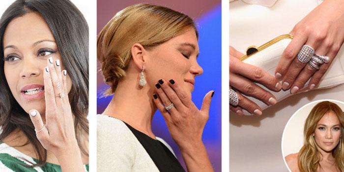 Самые прикольные цвета лака для коротких ногтей: Примеры голливудских звезд