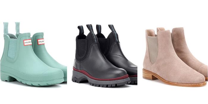 30 пар идеальных ботинок челси