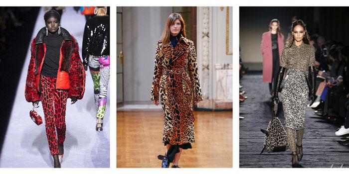 Как носить леопардовый принт, чтобы не выглядеть вульгарно