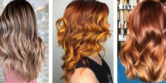 Какие цвета волос будут в моде зимой 2018/19: ТОП-5 оттенков