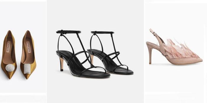 5 классных пар обуви для встречи Нового года в ценовом диапазоне  5-15 тысяч рублей