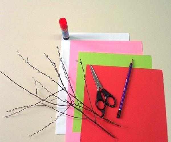 такое сделать открытку своими руками маме к 8 марта цветными карандашами картинки