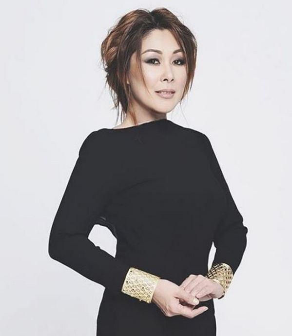 Анита Цой заметно поправилась, но не переживает из-за этого