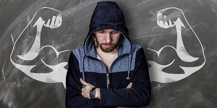 Почему мужчины слабее и трусливее женщин в психологическом плане
