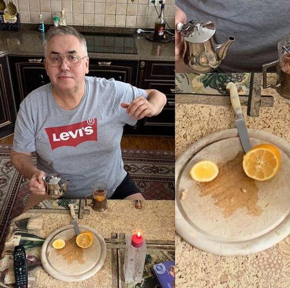 После операции на сердце Стас Садальский начал сбрасывать вес: актёр поделился рецептом лимонной диеты