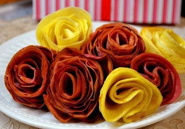 Фото масленица роза