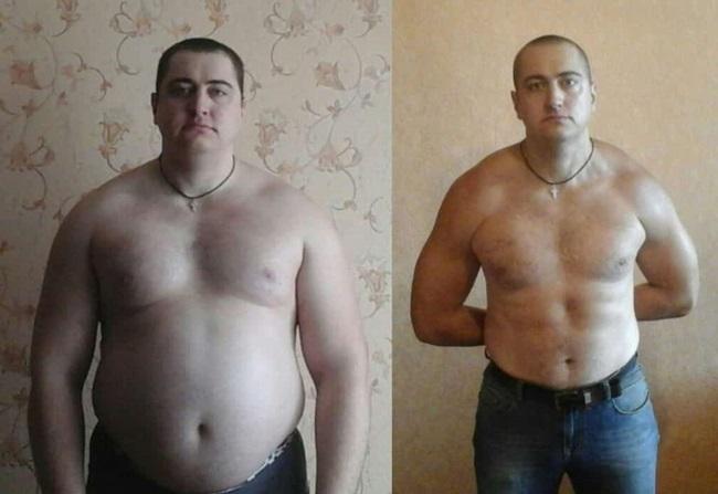 Сбросить вес после 55 мужчине