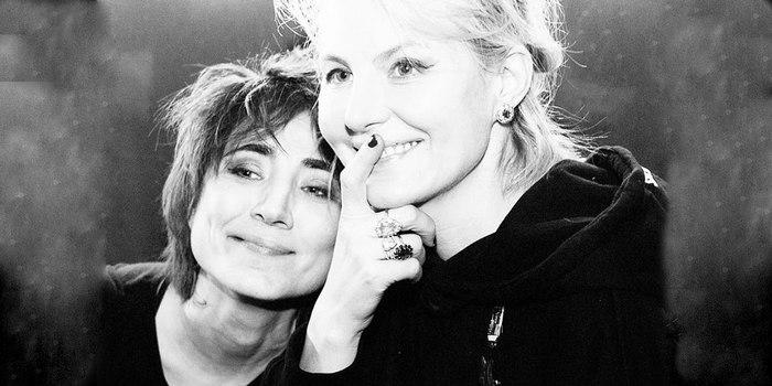 В этом и есть смысл любви: Рената Литвинова опубликовала архивное фото